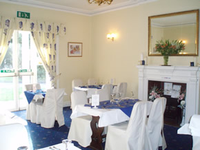 The Dining Room in Daylight